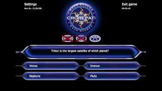 How to play KBC game online screenshot 1