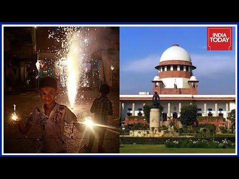 Newsroom : Supreme Court Upholds Ban On Fire Cracker In Delhi