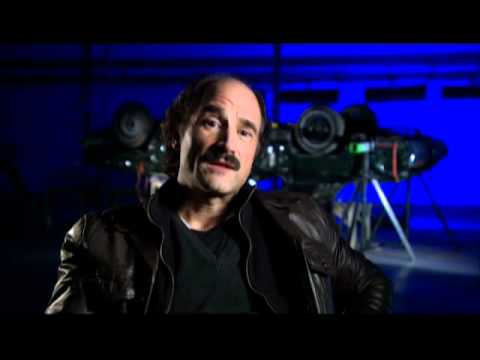 with Elias Koteas for Let Me In