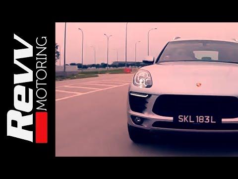Revv Motoring - Season 2 Episode 5 - Porsche Macan S review with John Klass
