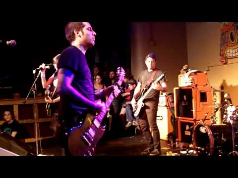 The Measure(SA) - live at Fest 10, 10/30/11 (1 of 2)