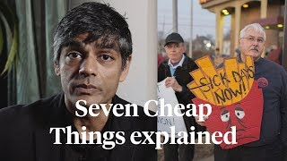 Capitalism Never Pays Its Bills | Raj Patel