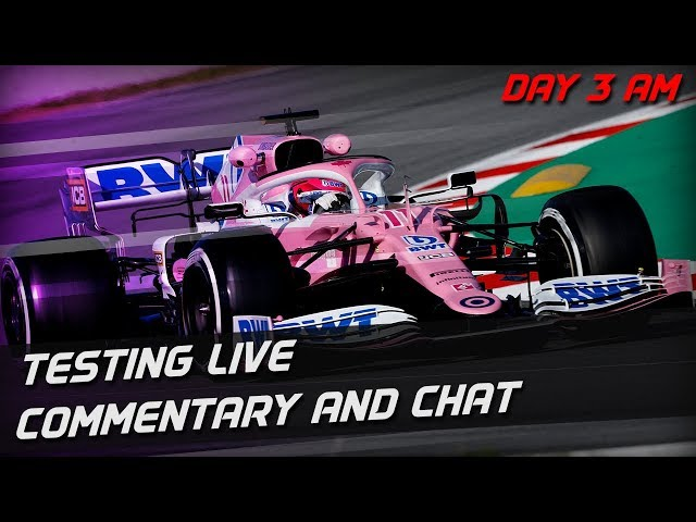 Testing Radio Commentary and Chat: Day Three AM - No Footage