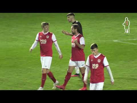 Goal: Billy King (vs Wexford FC 26/02/2021)