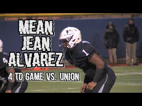 Union City 46 Union 6 | N2G5 Semifinals | Jean Alvarez 4 TD Game