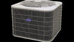 HVAC Install- Carrier Heat Pump System
