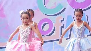The Pulse Mini Concert 2018 : Color of Music (Ballet & Dance  Section)