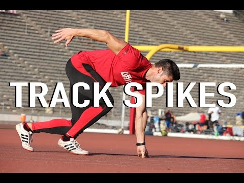 track-spikes-101