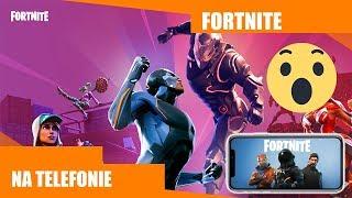 😨Jak zagrać w Fortnite na telefonie [Dla wszystkich]😨