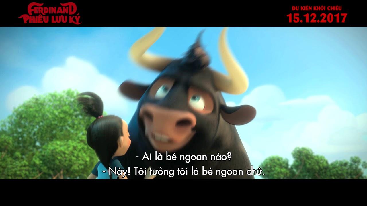 Ferdinand Phiêu Lưu Ký I Những người bạn lầy lội [Khởi chiếu 15.12] -  YouTube