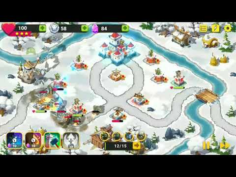 Toy Defense 3 - Plateau of Grizzly Hills 2