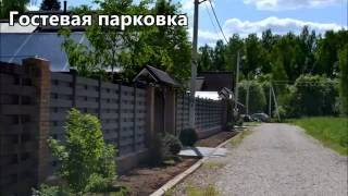 видео Коттеджные поселки на Калужском шоссе, Дачные поселки, загородная недвижимость