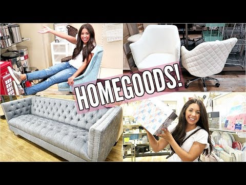 HOME GOODS! SHOP WITH ME! SPRING/SUMMER 2018! NEW HOME DECOR!