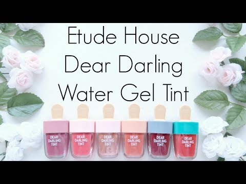 Dear Darling Water Gel Tint_Ice Cream (PK004)