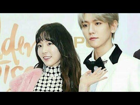 Baekhyun and taeyeon dating again 2018