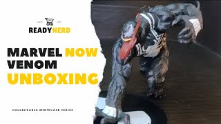 [UNBOXING] MARVEL NOW VENOM FIGURE | READYNERD NEPAL