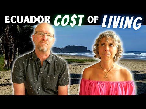 Ecuador Cost of