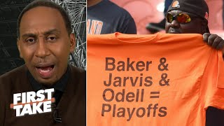 It's time for Browns fans to panic - Stephen A. | First Take
