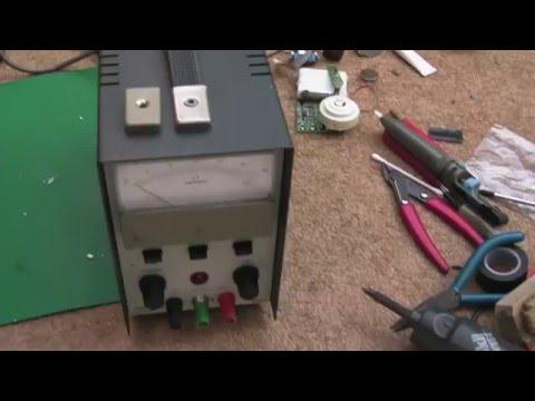 Power Max Bench Power Supply Repair And Retrofit Doovi