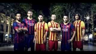 FCBarcelona hymn  (remix) roser