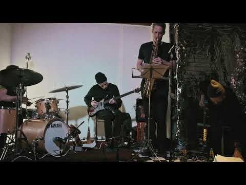 Simon Jermyn / Philipp Gropper / Petter Eldh / Jim Black live at West Germany, Berlin