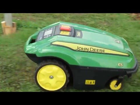 john deere tango e5 automatischer m her m hroboter ww. Black Bedroom Furniture Sets. Home Design Ideas