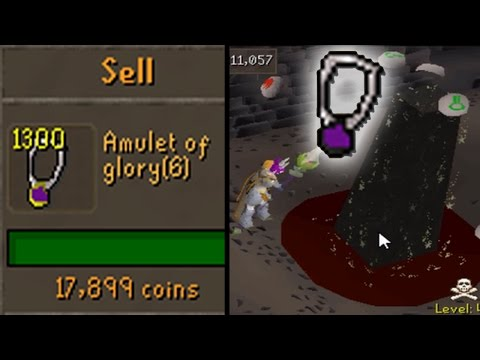 Charging All Of My Pked Glories: OSRS