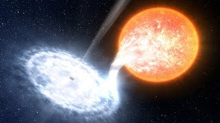 Scientists get first glimpse of black hole eating star, ejecting high-speed flare