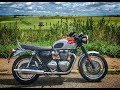 Living with the 2017 Triumph Bonneville T120 - Long Term Review