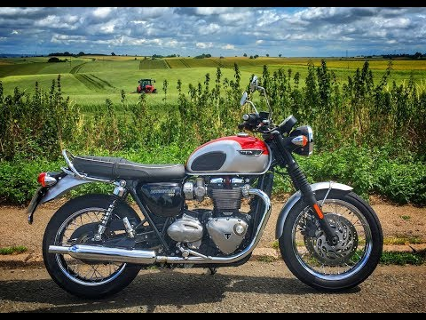 Living with the 2017 Triumph Bonneville T120 - Long Term Review