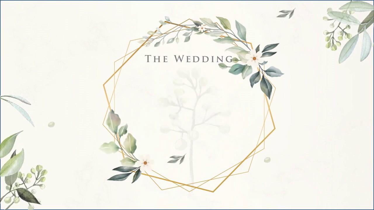 Kumpulan Template undangan digital Kosong Pernikahan   Blank Invitation  wedding   Free alias Gratis