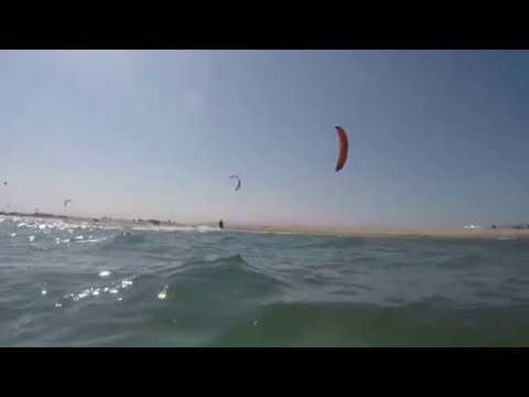 Empuriabrava 2017 - Lightwindfun Flysurfer Sonic2 - 15m² - 540er Backroll