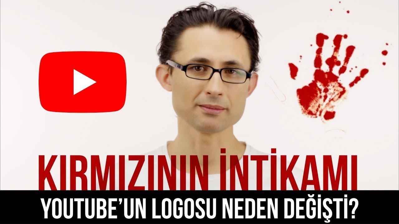 YouTube'un logosu neden değişti? Kırmızının İntikamı