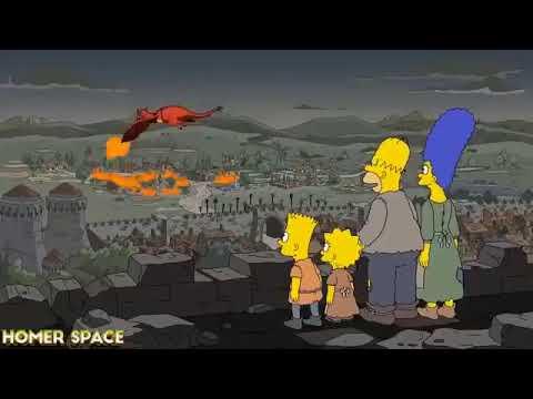 Спойлер: Симпсоны