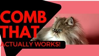 HOLY GRAIL OF MAT REMOVERS  Four Paws Instant Mat & Tangle Remover