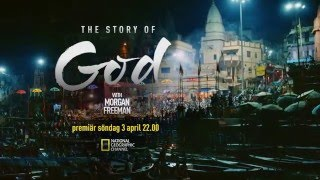 The Story of God with Morgan Freeman 60sek trailer