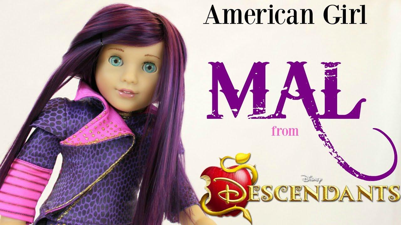 American Girl Mal Doll Review - YouTube American Girl