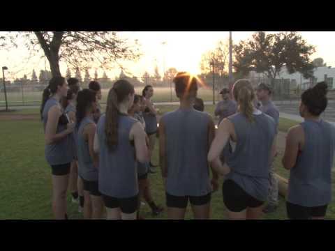 2014-15 CSUN WBB SEALs Training