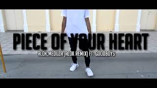Baixar Meduza, Alok - Piece Of Your Heart (Alok Remix) ft. Goodboys - Ruuh Silva [FREE STEP]