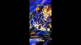 DB-Legends - NEUER Termin! TRUNKS (Teen) Shining Slash-Animation!