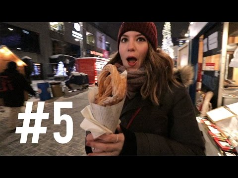 #5  Montreal is the perfect street photography city