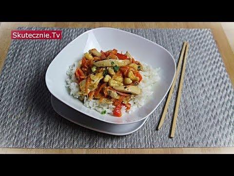 Szybki kurczak z warzywami   Stir-fry w stylu azjatyckim :: Skutecznie.Tv [HD]