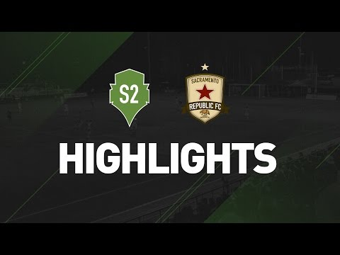 Highlights: Seattle Sounders FC 2 vs Sacramento Republic
