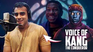 KANG Official Hindi Voice | Live Dubbing
