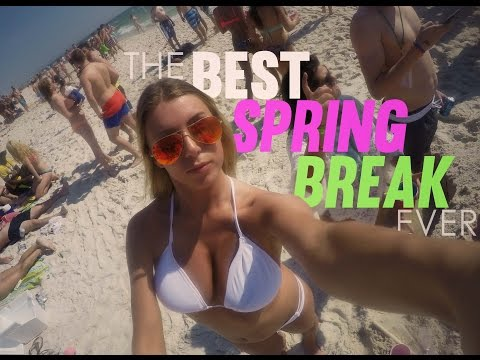 GoPro: EPIC Spring Break at Panama City...