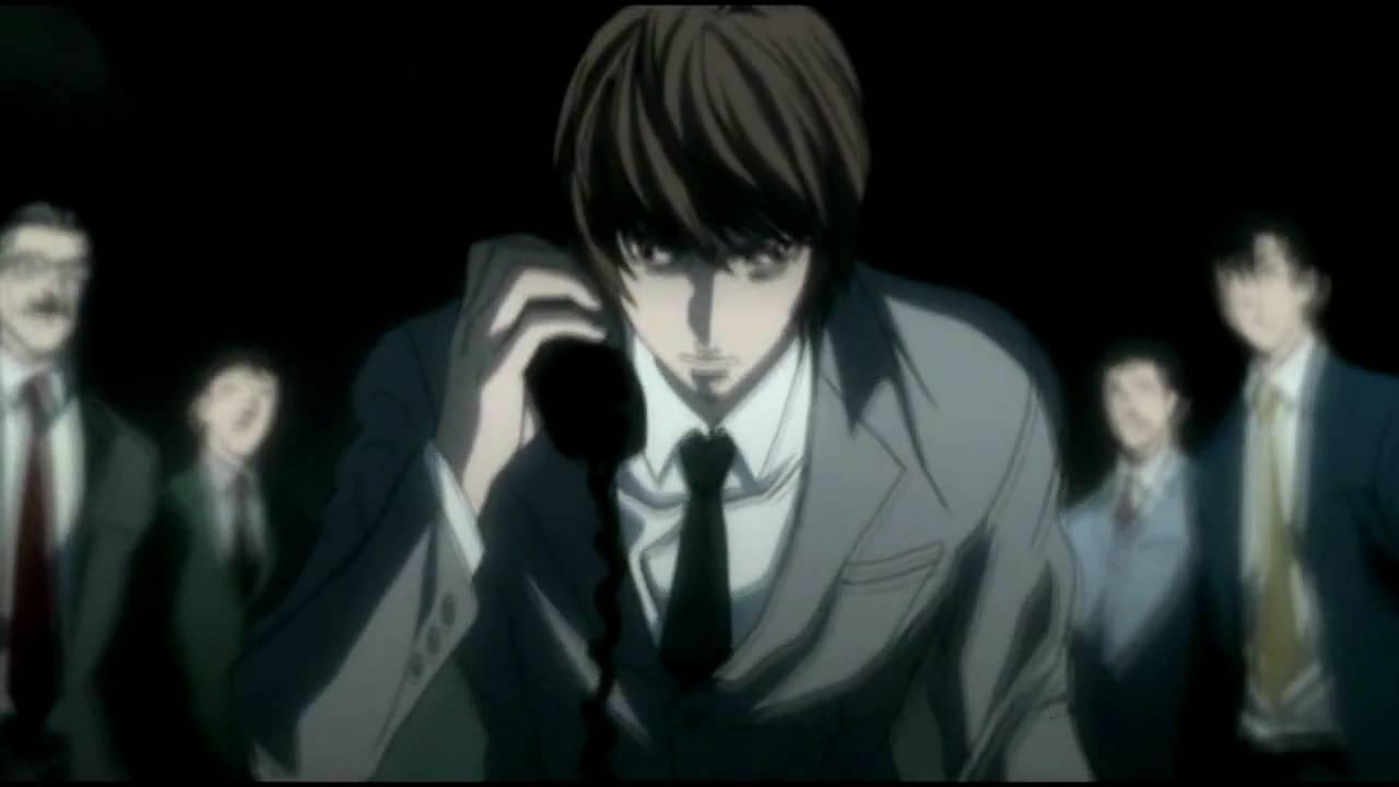 Death Note Staffel 2