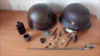 Коп по войне.Ржевская битва.Сычевка.354 дивизия.