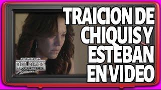 🔥 Su Nombre Era Dolores EP12 - Jenni ve el video de la traicion de Chiquis y Esteban - El Review