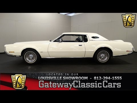 1972 Lincoln Continental Mark IV - Louisville Showroom - Stock # 1482