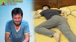 Thói quen rút ngắn tuổi thọ trước khi đi ngủ và sau khi ngủ dậy